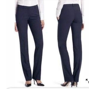 Hugo Boss Sz 6 Navy Pant Slim